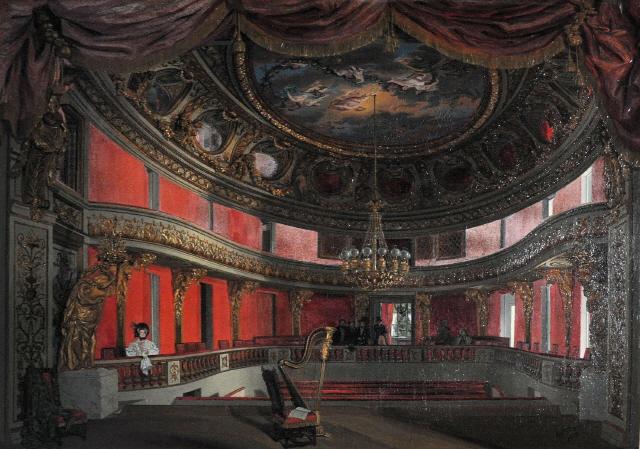 [진회숙의 음악으로 듣는 여행]'오페라 덕후' 마리 앙투아네트의 은밀한 놀이터