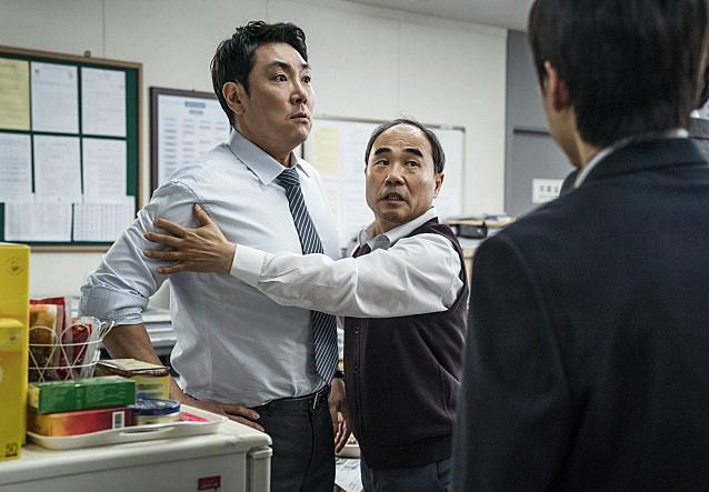 '블랙머니' 정지영 감독 '관객에 다가가기 위해 작정하고 재밌게 만들었다'