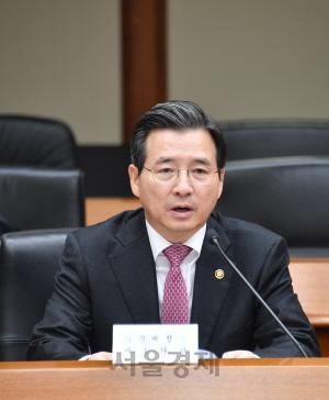 김용범 기재부 차관 '내년도 사상 최대 국채, 부작용 없이 소화 전망'