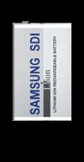갤럭시폰 상승세 타고…삼성SDI 소형전지 '好好'