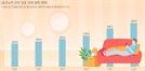 식사는 배달, 청소도 전문가에게...'홈코노미' 1년반새 2배 증가