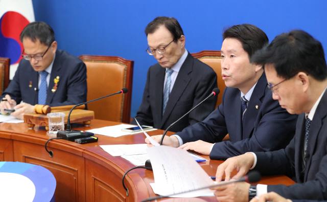 '물갈이' 선긋는 與 86그룹… '용퇴론 없다'는 황교안