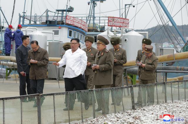 '내가 이런 문제까지'…김정은의 총정치국·무력성 '질타'