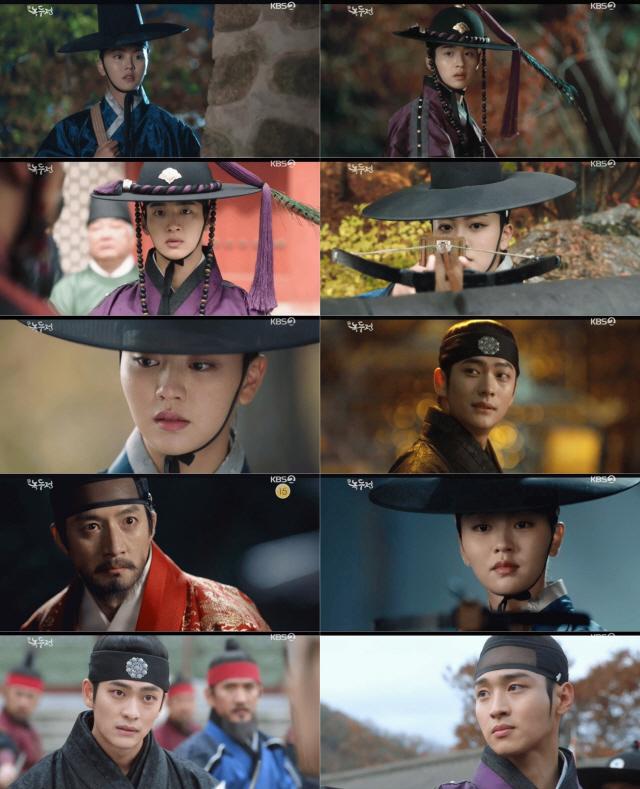 '녹두전' 김소현, 정준호 향한 복수 단념 '죽일 가치도 없어'