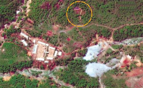 '北 풍계리 6차 핵실험, 히로시마 원폭 17배 위력' (속보)