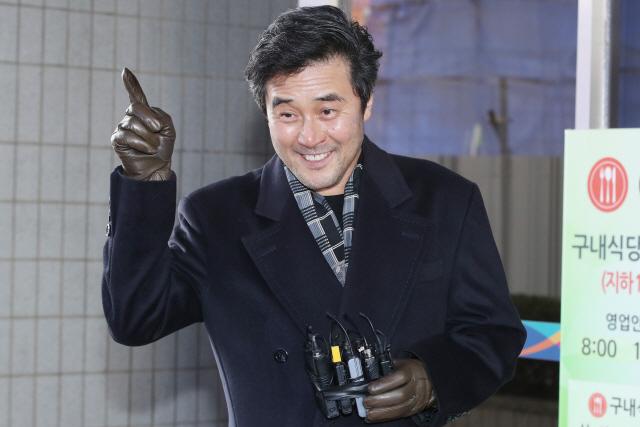 보복운전 혐의 최민수…검찰 항소심서 징역 1년 구형