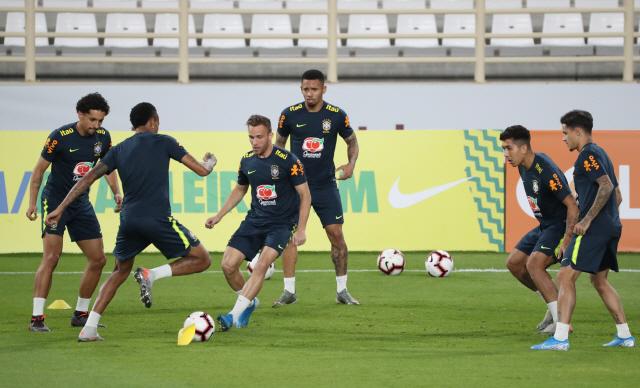 대한민국vs브라질, 5경기 무승 브라질 잡는다, 경기 시간, 중계는?