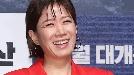 전혜진, 슈퍼개미 상한가 의상 (백두산 제작보고회)