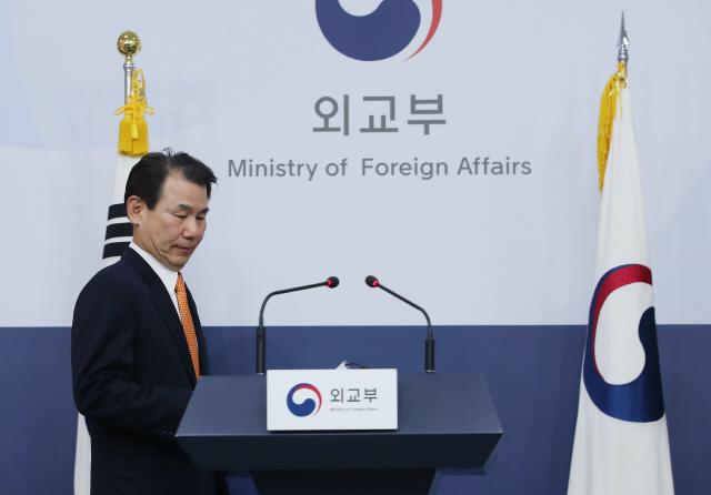방위비협상 결렬…정은보 협상대표 '美측 항목 신설·대폭 증액 요구'