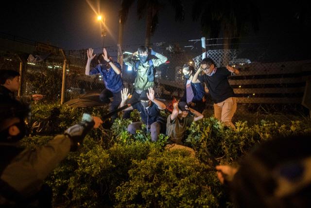 美상원, '홍콩인권법' 만장일치 통과