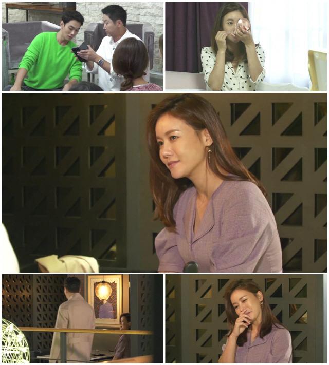 '우리 다시 사랑할 수 있을까' 박연수, 41년 만 생애 첫 소개팅