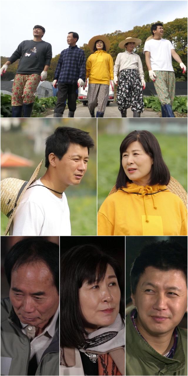 '살림남2' 김승현네 가족, 목장갑+고무장화 프로 농부로 변신한 가을 여행