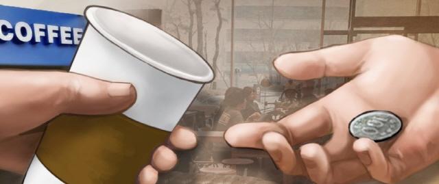 '커피 테이크아웃 돈 내세요'…배달 시 일회용 수저도 구매해야