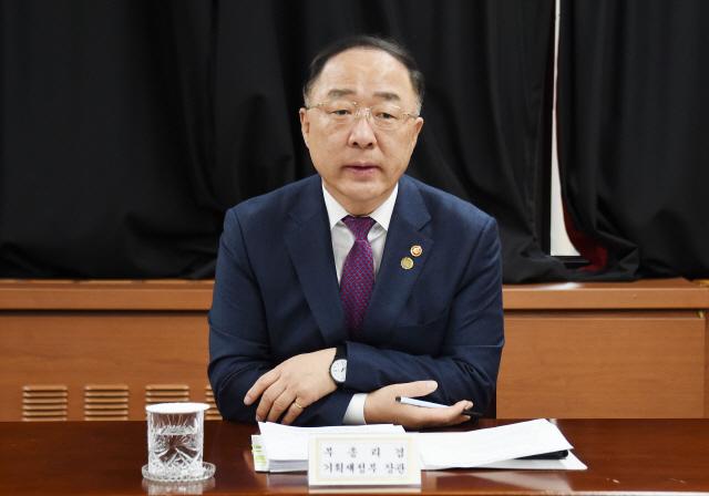 홍남기 '3040 고용부진 최근 문제 아냐'…아전인수 해석 논란