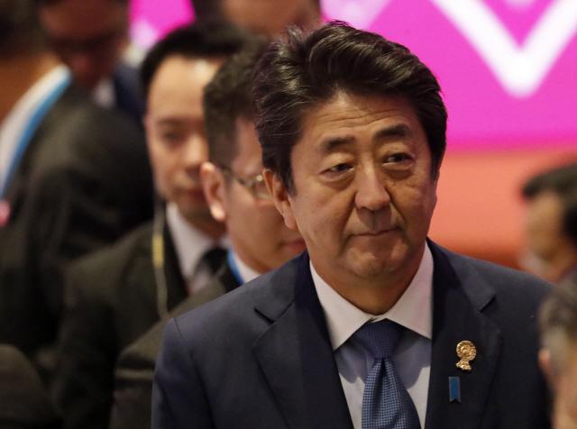 """아베 """"한국이 전략적 관점에서 판단한 것…한·일 연대 중요"""""""