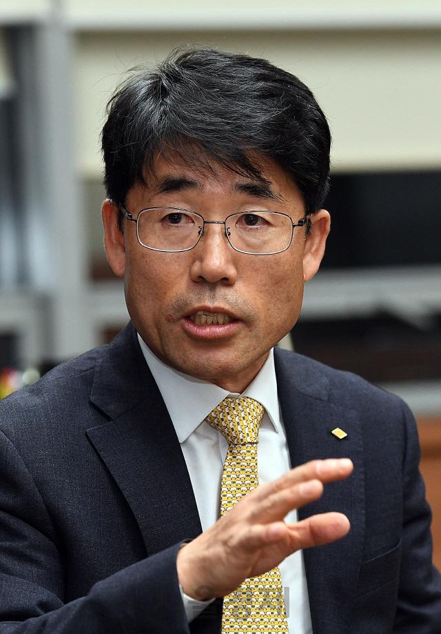 김영기 '클라우드 핵심은 보안…MS·아마존도 금융보안원 OK 받아야'