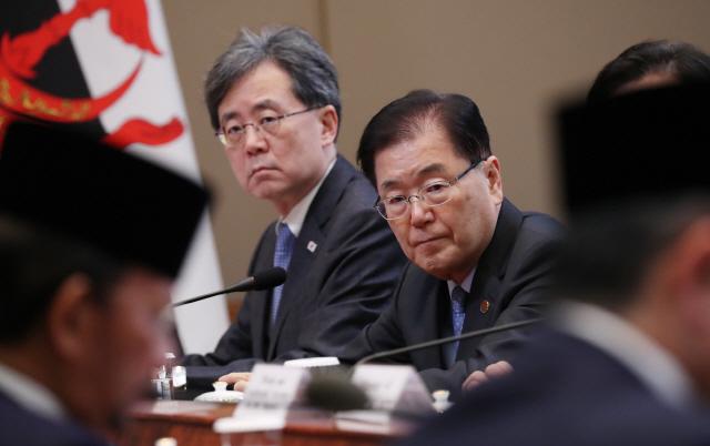 이틀 만에…'지소미아 연장' 무산 위기