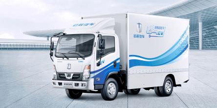 中지리차 전기트럭 내년 한국 온다