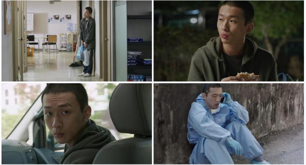 '호흡' 신예 김대건, 보호 본능 일으키는 우리의 소년 '민구'...궁금증 UP
