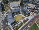 [2019 한국건축문화대상-우수상]다산면 행정복합타운, 3개 건물 띠 형태로 연결 '소통의 場'