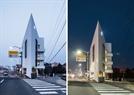 [2019 한국건축문화대상-우수상]스튜디오 아뜰리에11, 서로 다른 삼각형 조화…인간-자연 연결