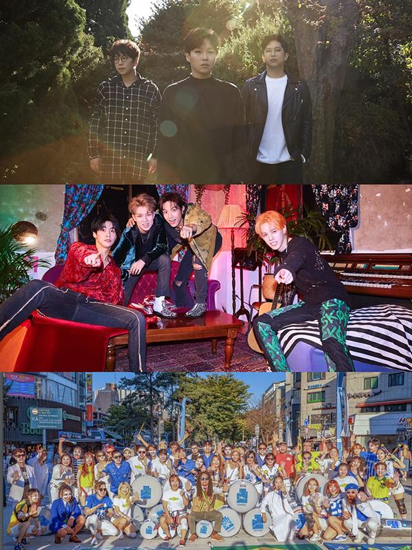 문화콘서트 난장, 나주정미소 난장곡간 개관 특집 공연 개최