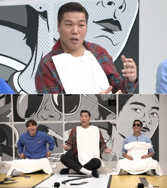 '괴팍한 5형제' 서장훈, 침대 성선설 주장..무슨 일?