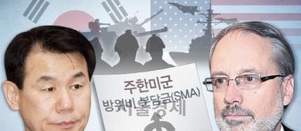 외교부 '한미 방위비 협상 4차회의 내달 3~4일 개최'