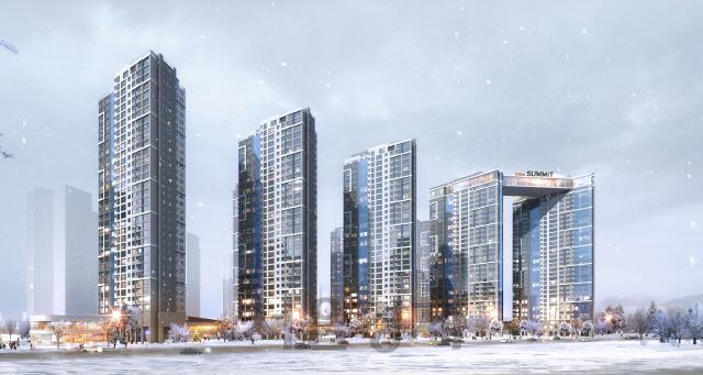 호반건설, 광주 '계림 1구역 도시환경정비사업' 수주