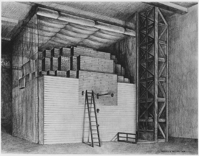 [오늘의 경제소사] 1942년 원자로 CP-1 첫 연쇄핵분열
