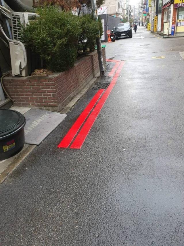 [생활의 참견] 도로 위 '빨간 실선' 여기 주차하면 과태료가 2배?