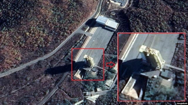 北 곳곳서 ICBM 도발 징후...日신문 '이동식 발사용 콘크리트 토대 증설'