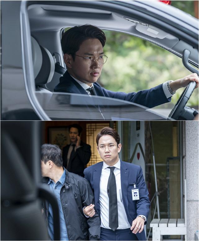 '보좌관2' 이정재, 피투성이가 된 충격 내막..장성규의 출연 장면 등장