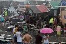 필리핀 강력 태풍 '간무리' 피해 속출...4명 사망