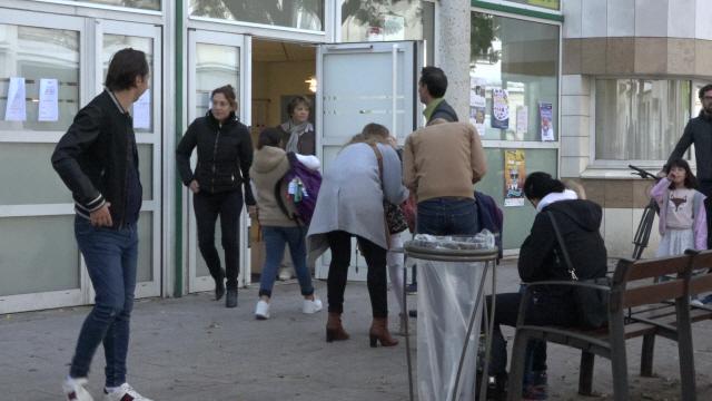 [라떼파파가 세상을 바꾼다] 등교 챙기는 佛 아빠...男참여형 육아로 'EU 최고 출산율' 자랑