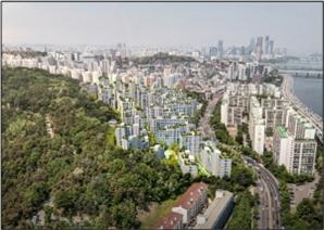 주변과 조화 이룬 친환경단지로…흑석11구역 재정비촉진계획 통과