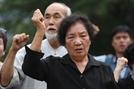 """이한열 모친 """"홍콩 학생들 다치지 말고 승리하길"""""""