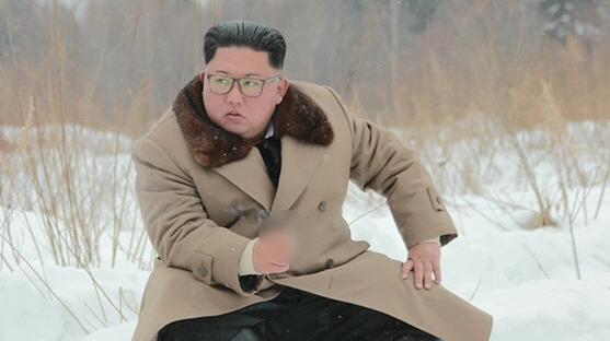 北 '최고사령관, 트럼프 발언 매우 불쾌히 접해'