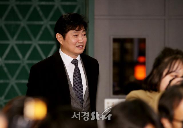 현장 격려나온 박정훈 SBS 사장 (맛남의 광장 제작발표회)