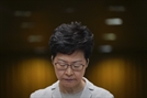 홍콩 야당, 캐리 람 행정장관 탄핵 추진