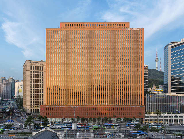[시그널] NH투자증권,  서울스퀘어 4,100억원 규모 셀다운 전액 완료