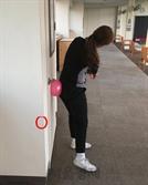 [김민선의 올포인트레슨]임팩트까지 엉덩이 위치를 유지하라