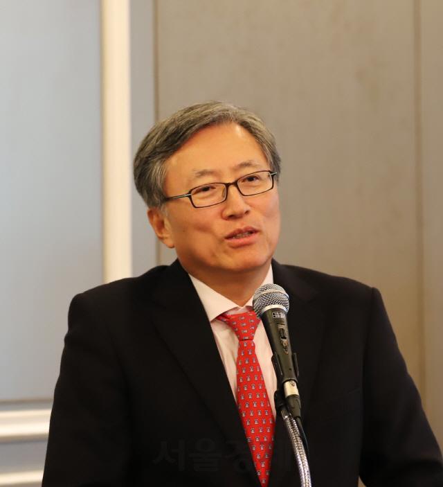 """최중경 회계사회장 """"회계법인 과다수임 억제에 총력"""""""