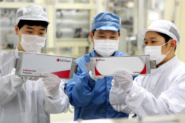 LG화학, GM과 美에 배터리 합작공장 세운다