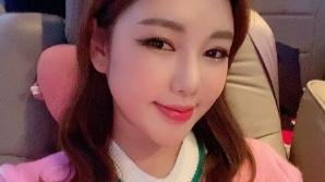 """송가인의 핑크핑크 """"아팠는데 사진 보니 기운이 펄펄나?"""""""