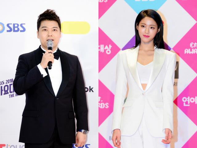 [공식] 전현무·AOA 설현, '2019 SBS 가요대전' MC 확정