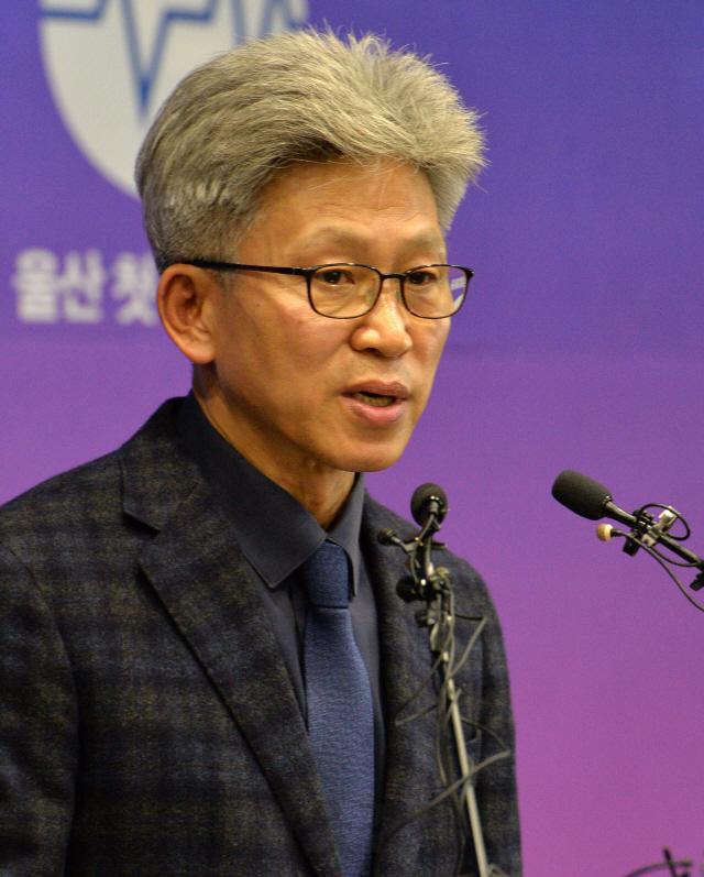 '김기현 비위 제보' 송병기, 선거개입 의도 靑 전달 질문에 '청와대는 무슨…'