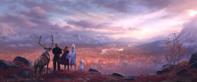 '겨울왕국2' 장기 흥행 이끈 관람 만족도 200% 보장 포인트 공개