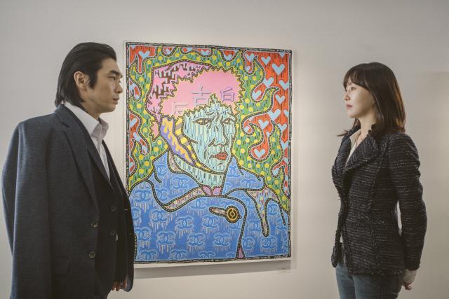 '속물들' 디테일 살린 미술품 화제, 실내 디자인부터 미술 소품 주목