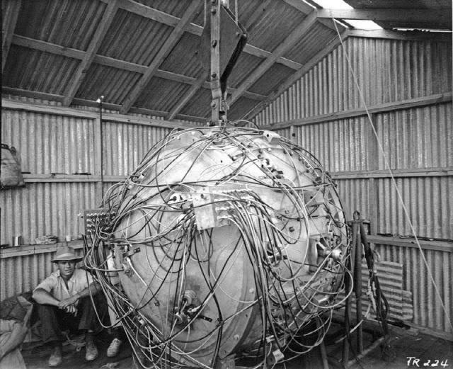 원자폭탄, 20세기 인류기술 중 가장 큰 충격..사용 아닌 보유 목적돼야